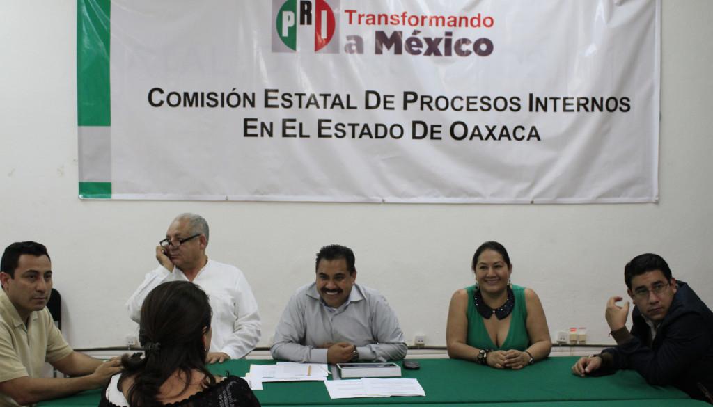 Candidatos del PRI: 5 por Convención de Delegados y 6 por designación directa