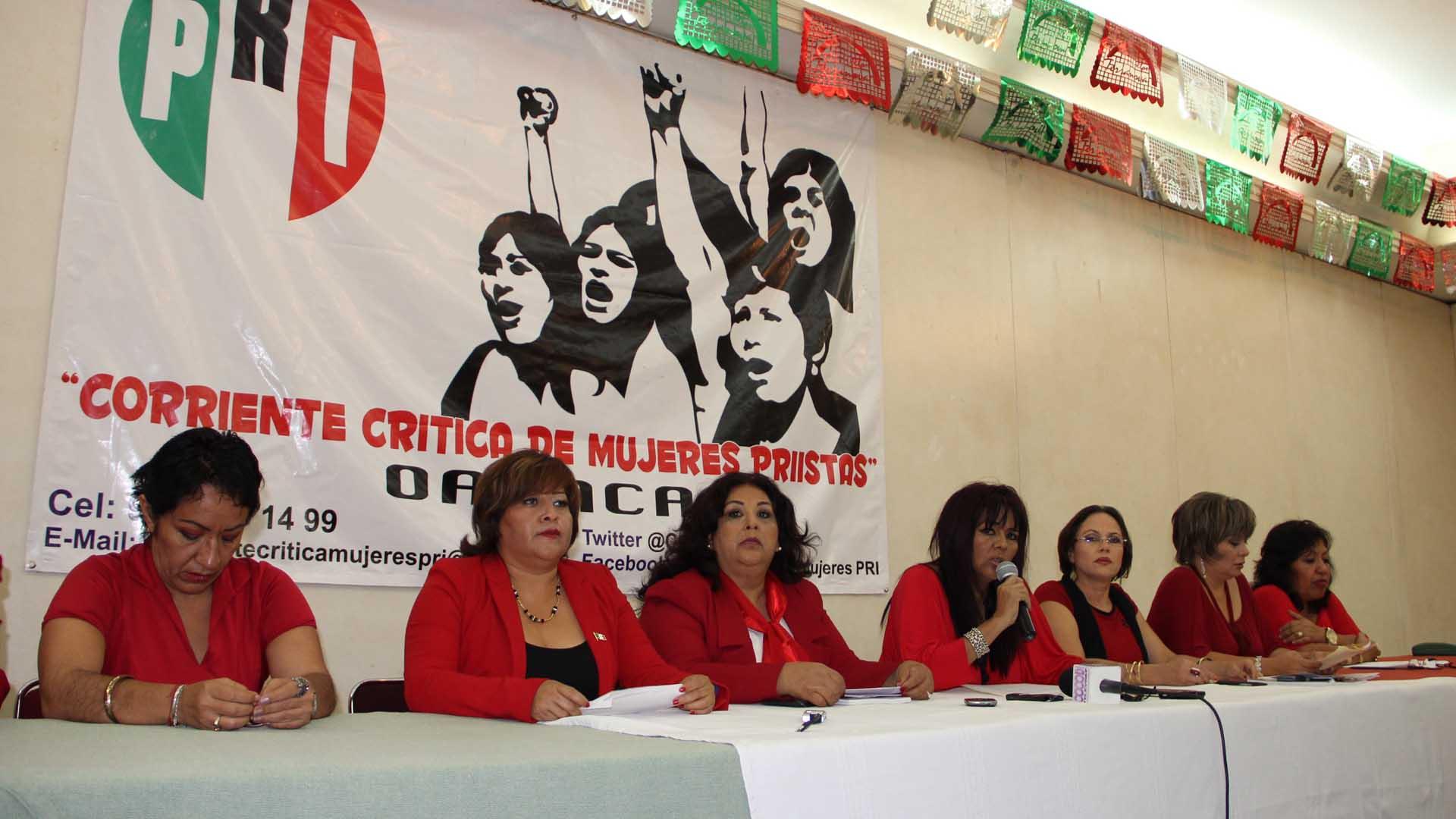 ¿El PRI Oaxaca sólo quiere ganar las pluris?: Rebeca Cervantes