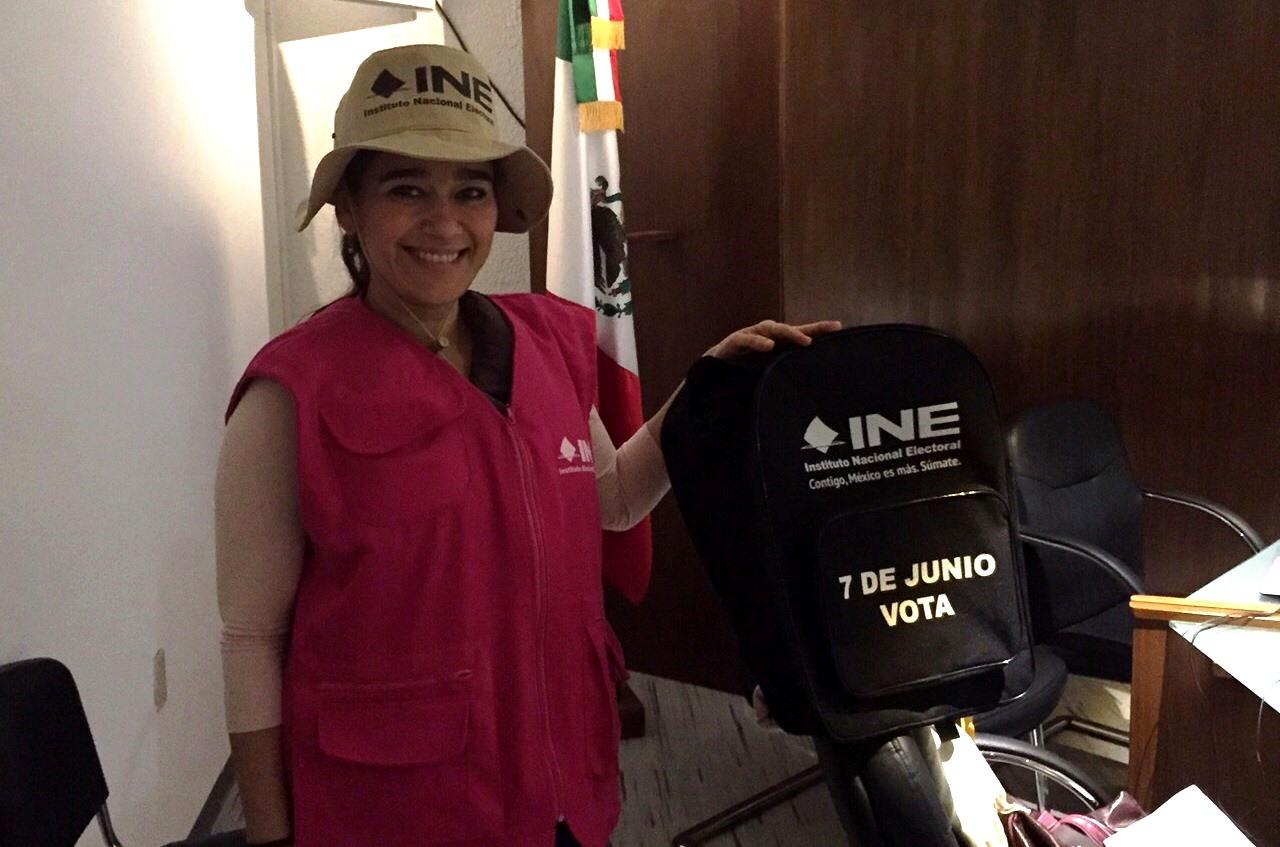 INE-Oaxaca excluyó a 166 aspirantes a capacitadores por militar en partidos