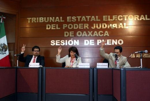Presidente de Juquila viola derecho de autogobierno de agencia municipal: Tribunal Electoral