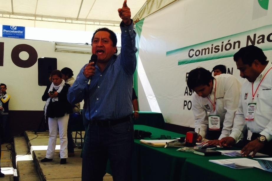 DECIRES: Marco Antonio Cuevas, ¿a dirigir el PRI estatal?