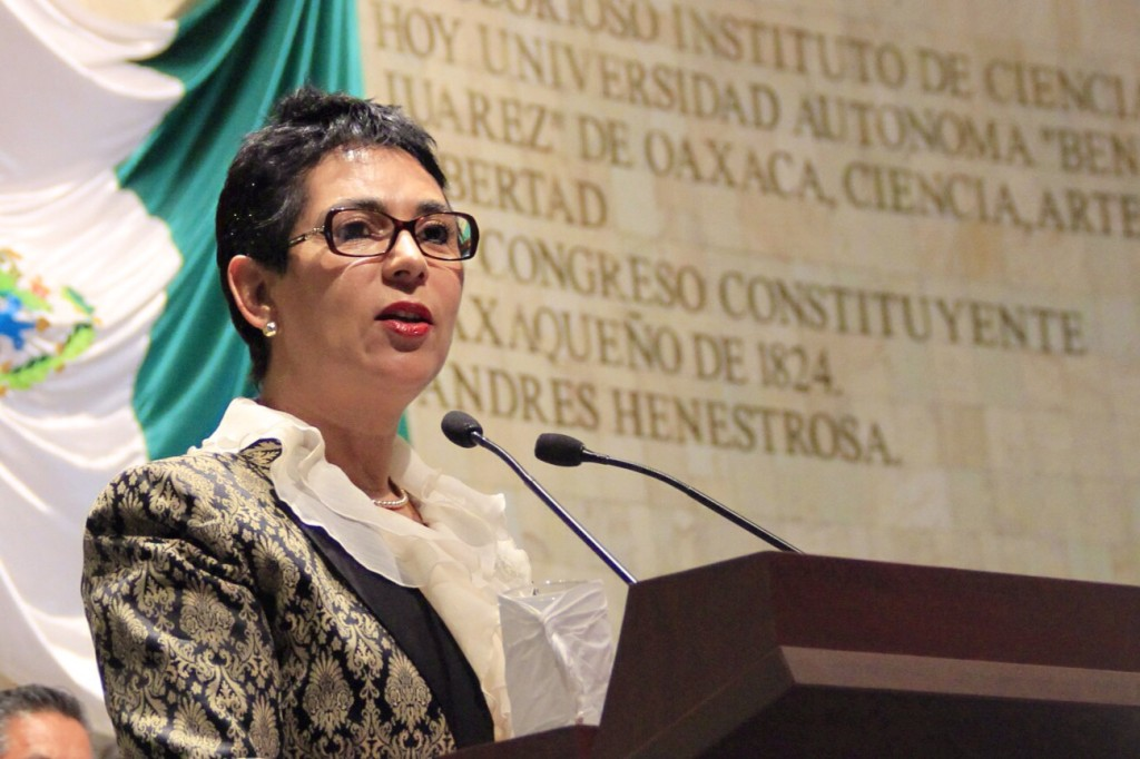 """COTAIPO """"no garantiza transparencia"""": Martha Alicia Escamilla"""