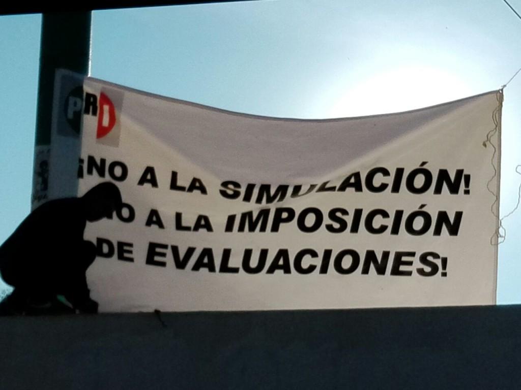 Suspenden el examen a aspirantes del PRI a curules por falta de condiciones