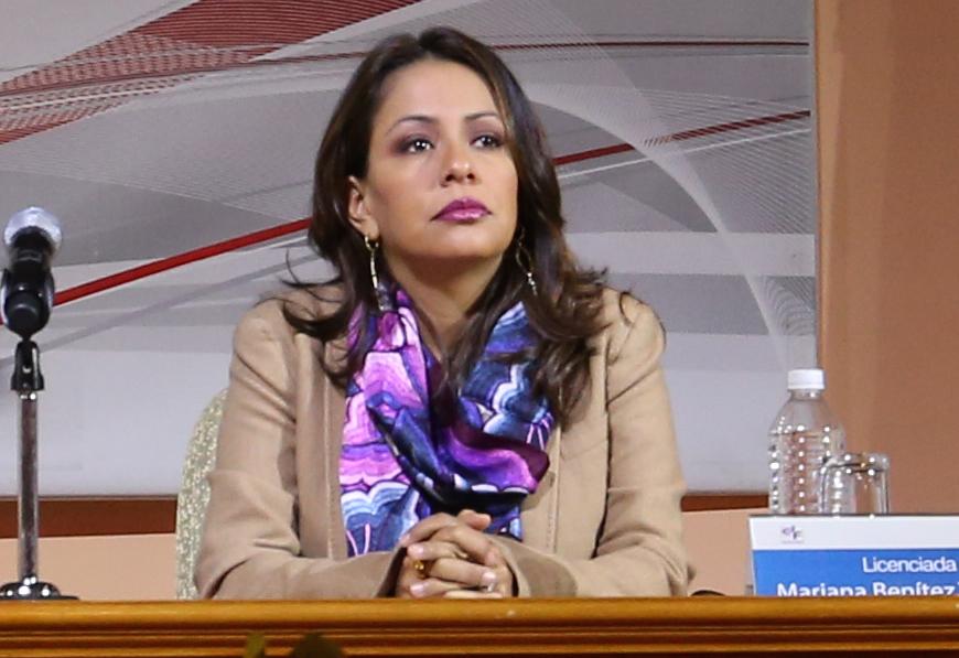 Mariana Benítez va como por una curul federal, ¿en el primero o segundo lugar pluri?