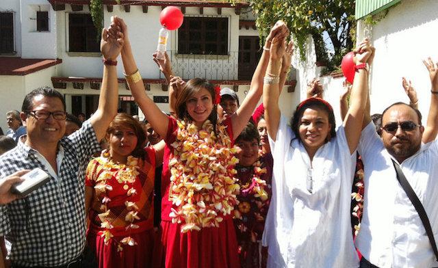 En Juchitán, la contienda electoral será entre mujeres
