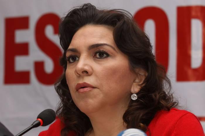 Ivonne Ortega Pacheco anuncia que buscará la presidencia nacional del PRI