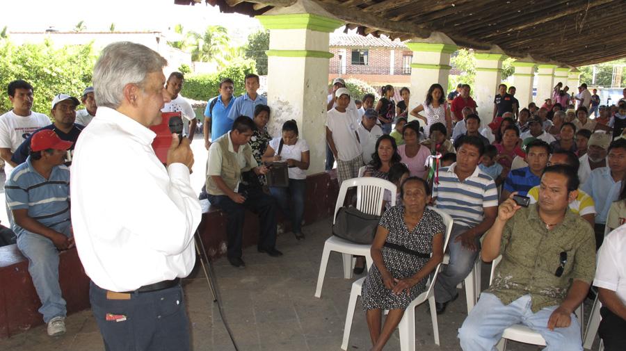 Morena pretende imponer candidato por el distrito de Miahuatlán violando proceso interno