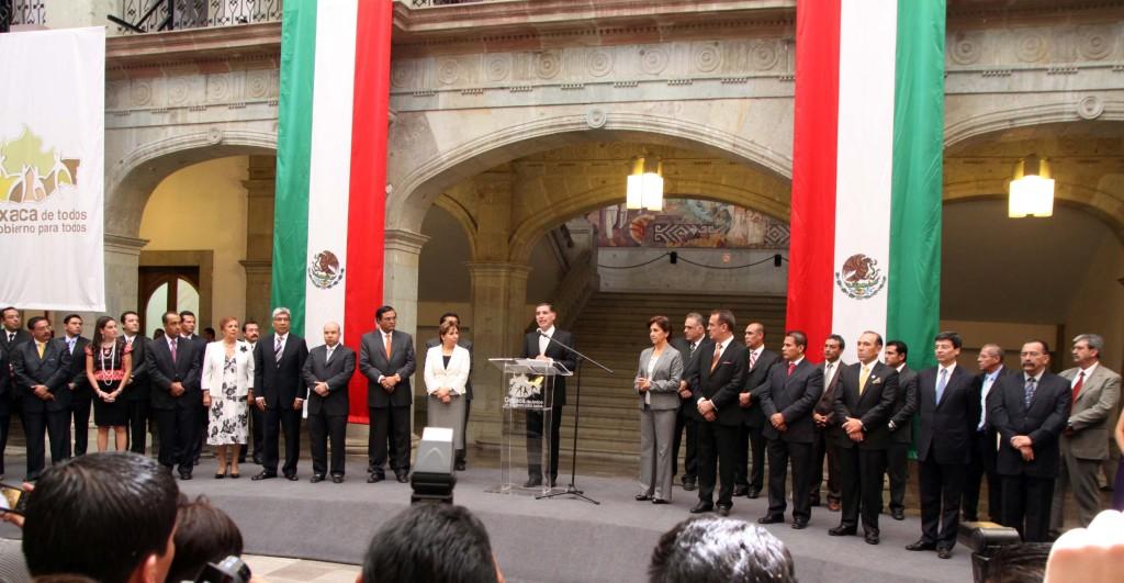 Que haya paridad de género en el Gabinete del Gobernador y en el TSJE: Pacto Político