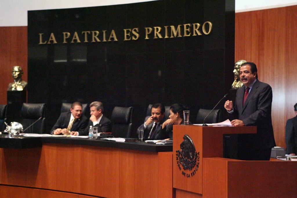 Senado actualiza Ley de la CDI: Eviel