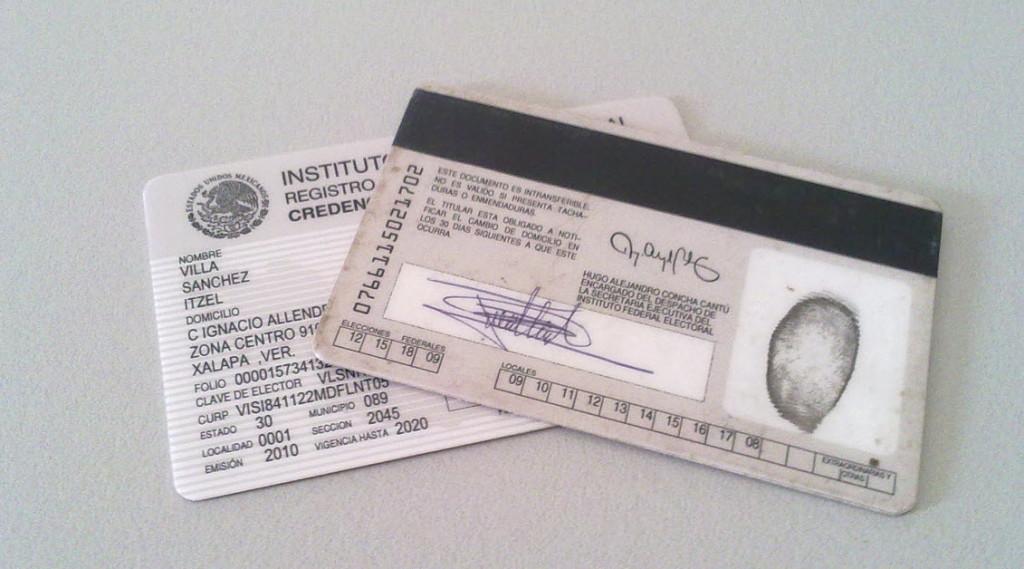 Actualizará INE la Credencial para Votar