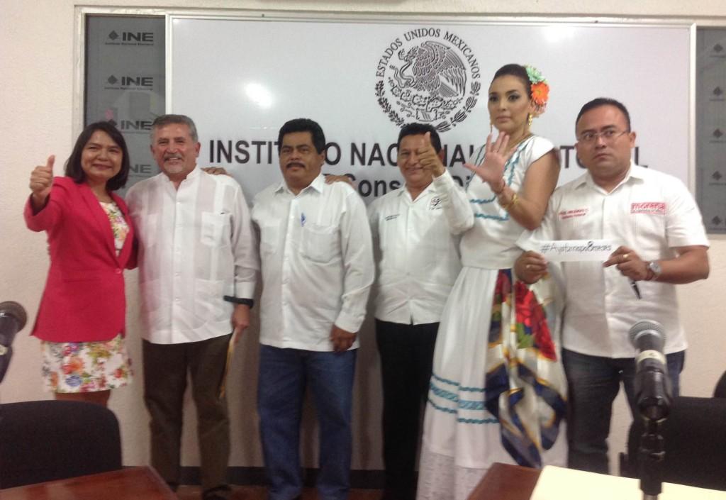 Debate confirma ventaja de Pepe Toño en el Distrito V