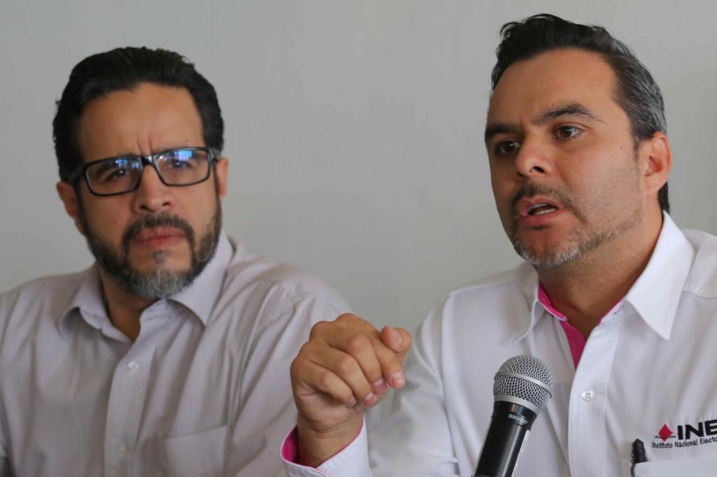 Delegado del INE llama a Sección 22 a no conculcar los derechos de las y los oaxaqueños
