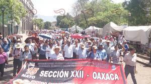 David Colmenares Páramo: Oaxaca, fin al tianguis de la corrupción.