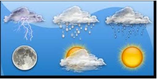 El clima para este miércoles