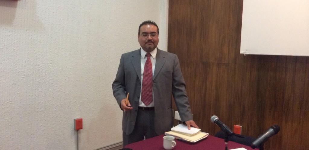 IEEPCO nombra a Francisco Osorio como Secretario híbrido