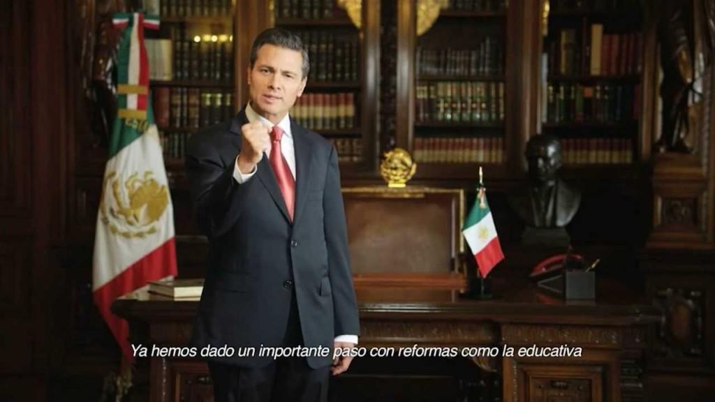 """DEL ZÓCALO A LOS PINOS: """"1 de Septiembre…El Día del Presidente…"""""""