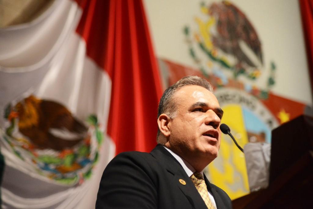 Reforma constitucional para la transición democrática: Jaime Bolaños