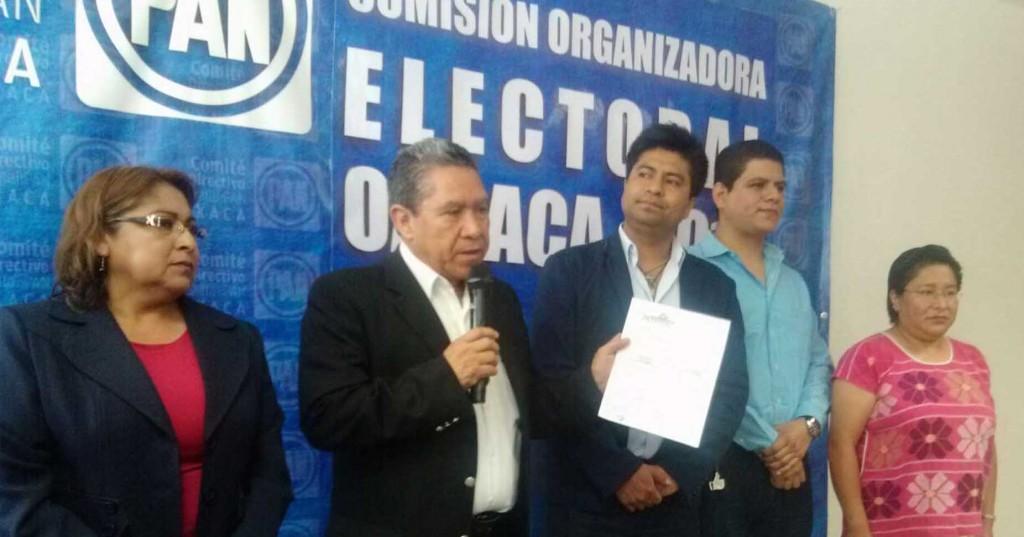 El panista Esteban Ortiz Rodea sería el Contralor del IEEPCO.