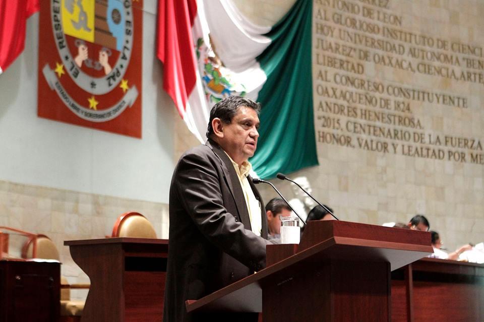 Rafael Arellanes exige a Tesorero del Congreso aclare el destino del presupuesto