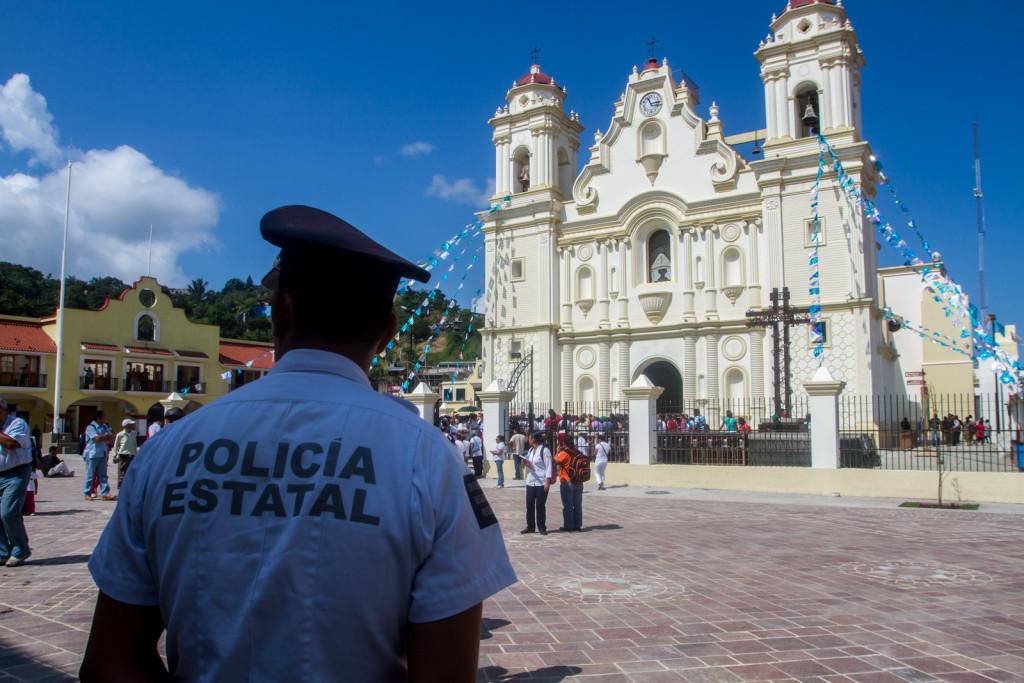 Se espera llegada de más de 20 mil feligreses al Santuario de la Virgen de Juquila