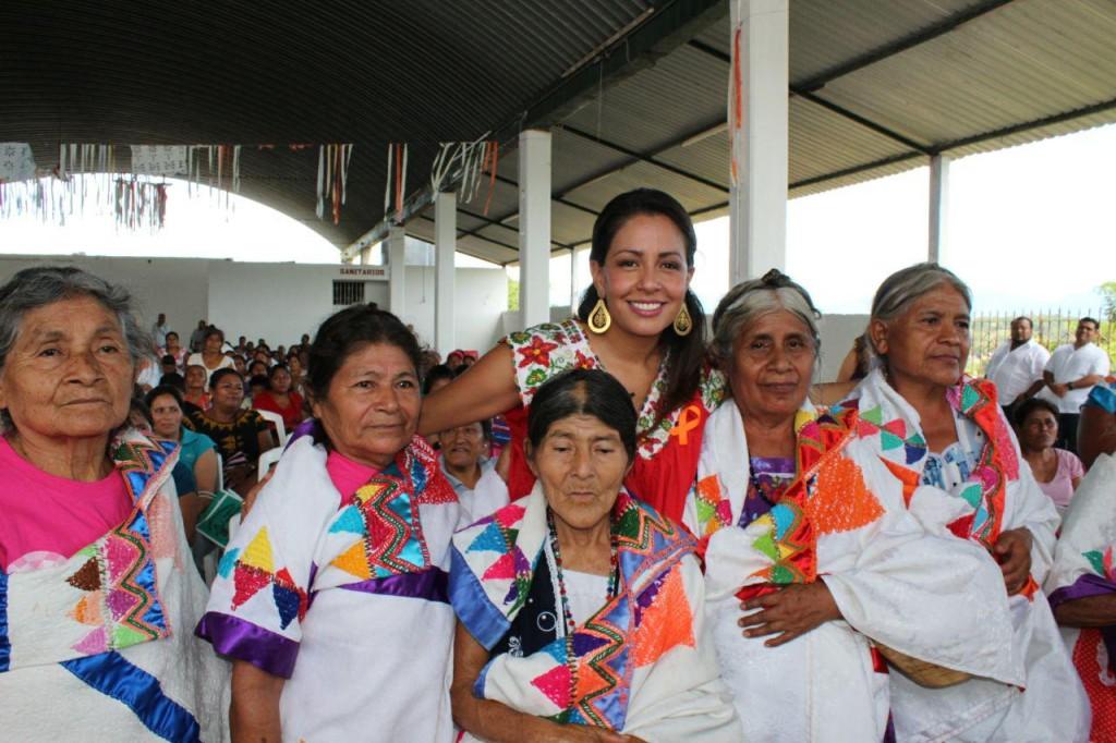¡Oaxaca nos necesita unidos!: Mariana Benítez