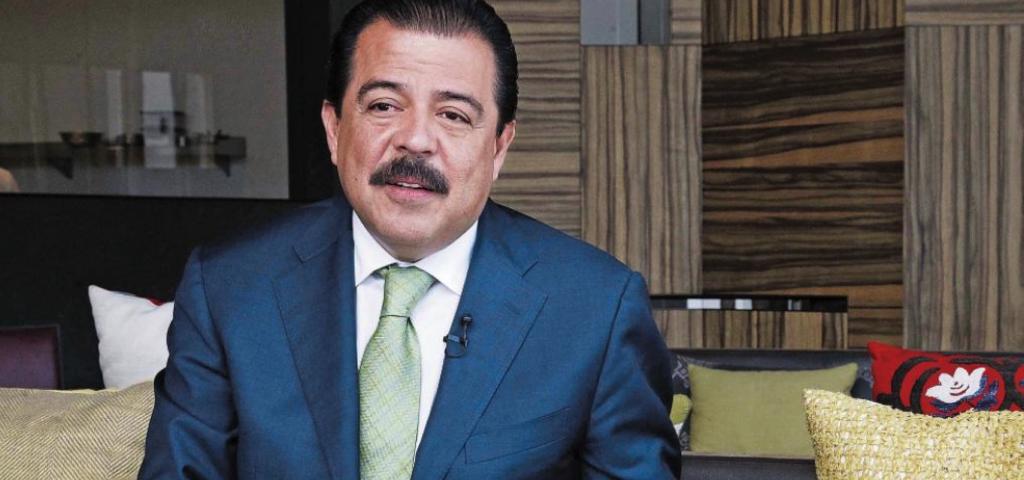 """""""El PRI tiene grandes posibilidades de recuperar Oaxaca"""": Eviel Pérez Magaña"""