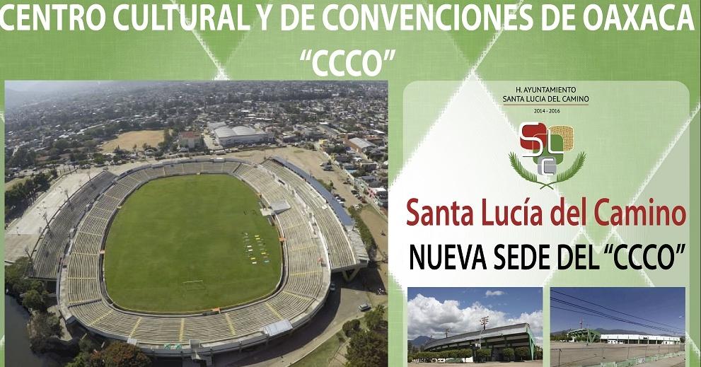 La inversión del CCCO no se perderá y se construirá en Santa Lucía del Camino