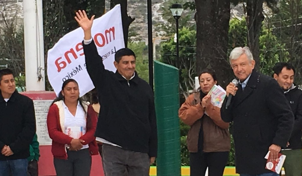 CRÓNICA POLÍTICA: Morena, ¿ganaría Oaxaca? ¿O haría ganar al PRI?
