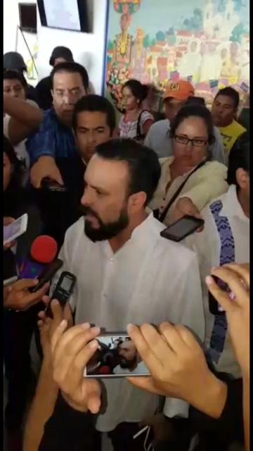Jesús Romero acusa falta de certeza jurídica en el proceso electivo del PRD.