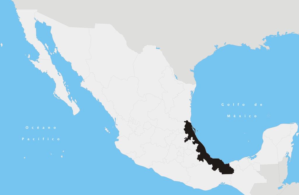Habitantes de San Juan Mazatlán bloquean paso a Veracruz