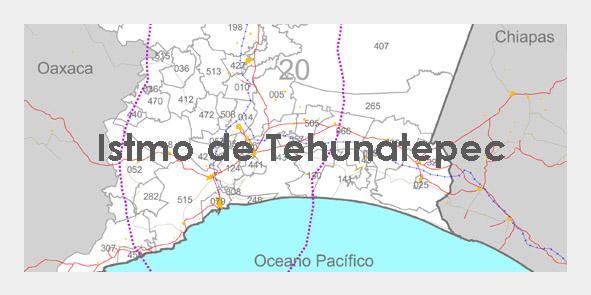 Sócrates A. Campos Lemus: Y en Oaxaca, felices, por el Corredor Transístmico