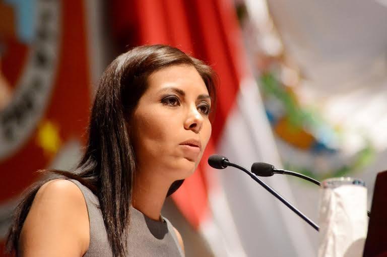Sanción a la violencia política, una realidad: Alejandra Morlan