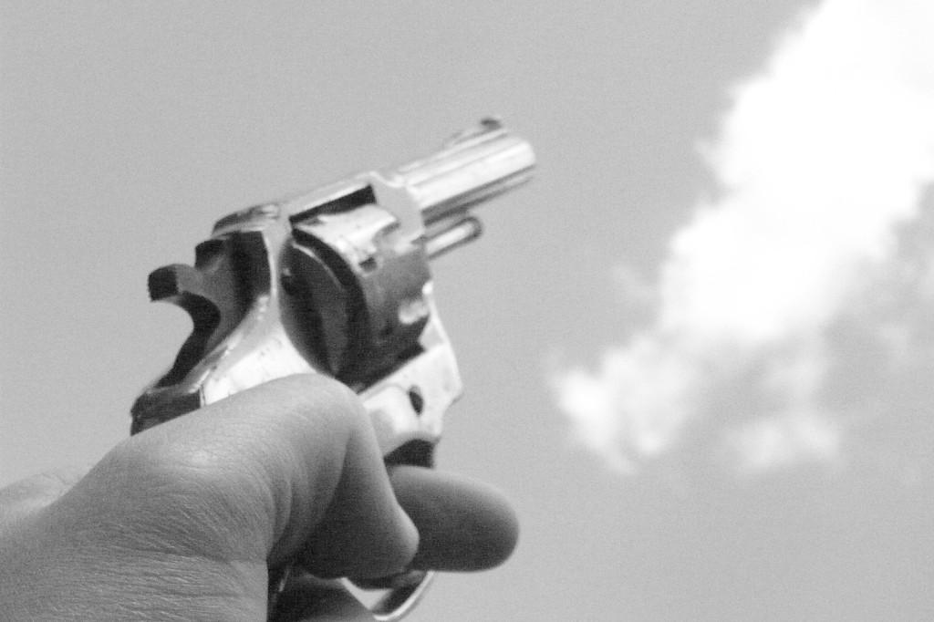 A balazos matan a priísta en Guevea de Humboldt