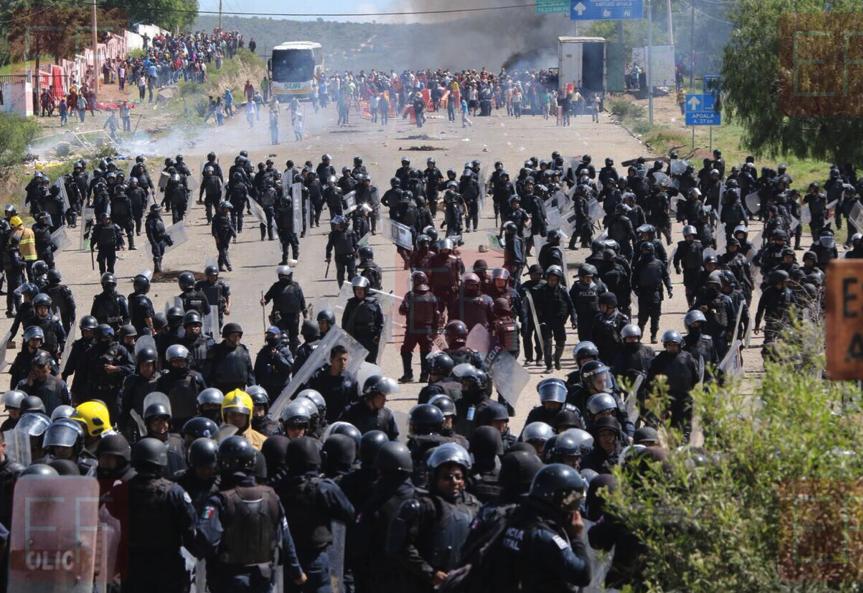 12 federales, las otras víctimas de Nochixtlán