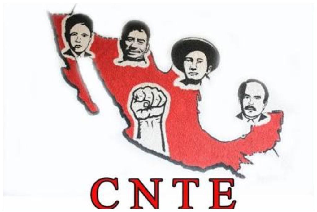 La CNTE amaga al nuevo gobierno con más movilizaciones