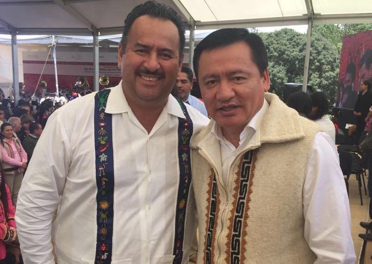 Pueblos indígenas son y deben ser prioridad de la nación: Jorge Toledo