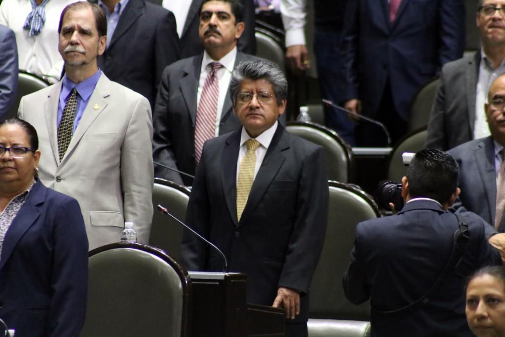 Lamentable que el IV Informe de Gobierno se convirtiera en un ejercicio de simulación: Martínez Neri