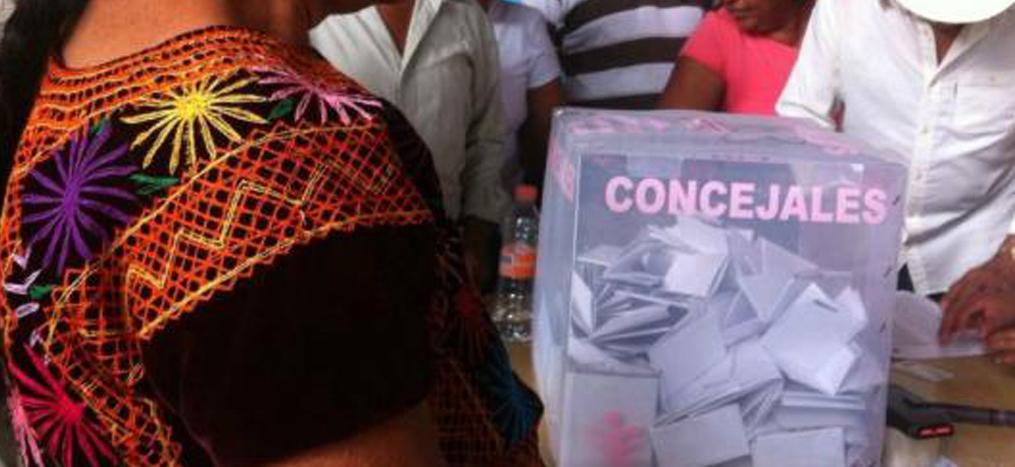Mejor el INE informa de las 2 elecciones extraordinarias municipales, que el IEEPCO