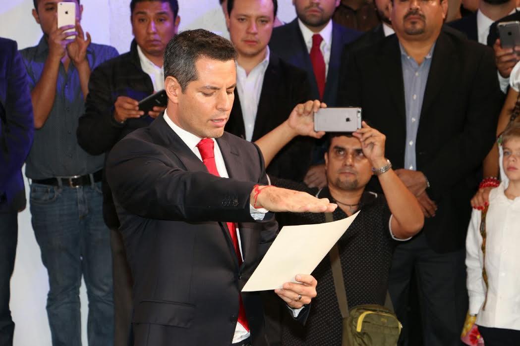 Alejandro Ismael Murat Hinojosa, Gobernador de Oaxaca