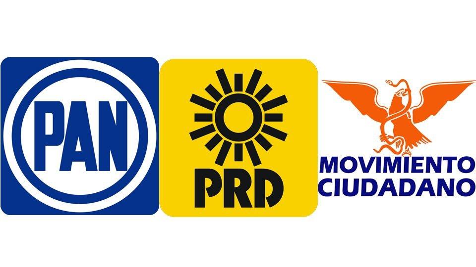 Alcaldes del PAN, PRD y MC piden elección abierta del candidato presidencial