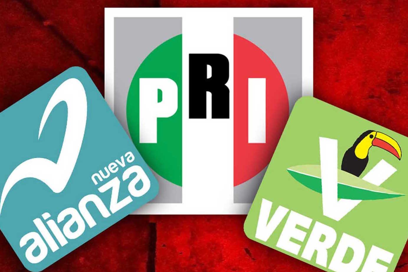 Procedente coalición PRI-PVEM-Panal para elección extraordinaria de San Dionisio del Mar