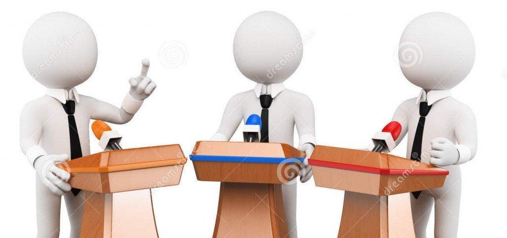 Primer Debate Presidencial 2018 será un hito en la historia de estos ejercicios