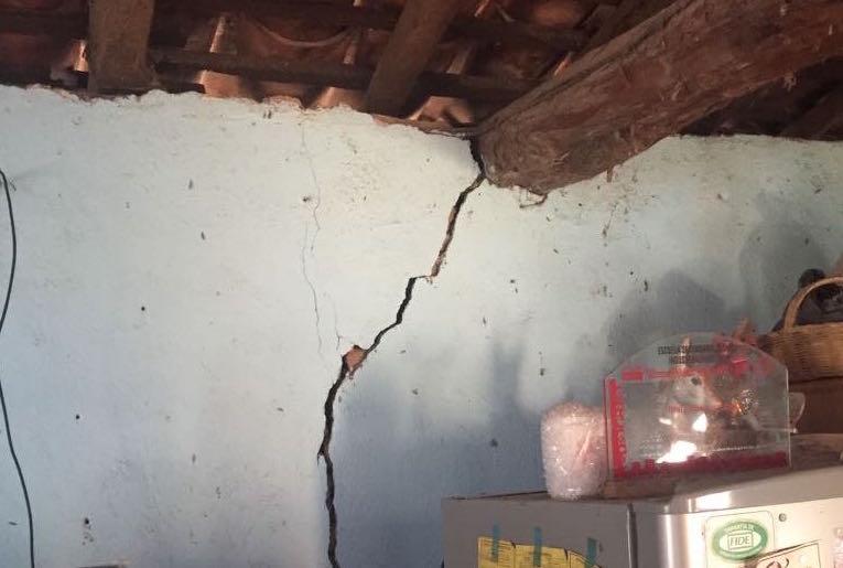 Comienza Legislativo supervisión en zonas afectadas por sismos en Oaxaca