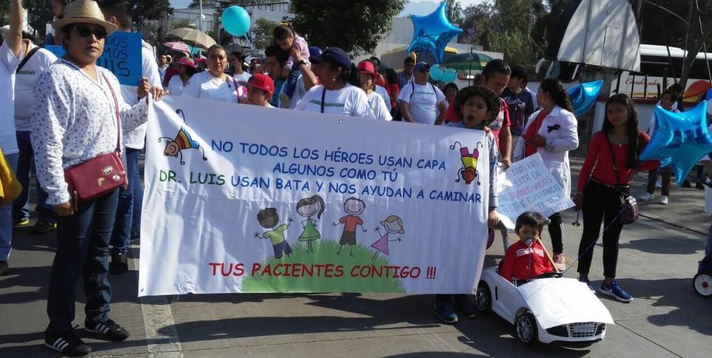 CRÓNICA POLÍTICA: El caso del médico y el niño…¿responsabilidad de cuántos?