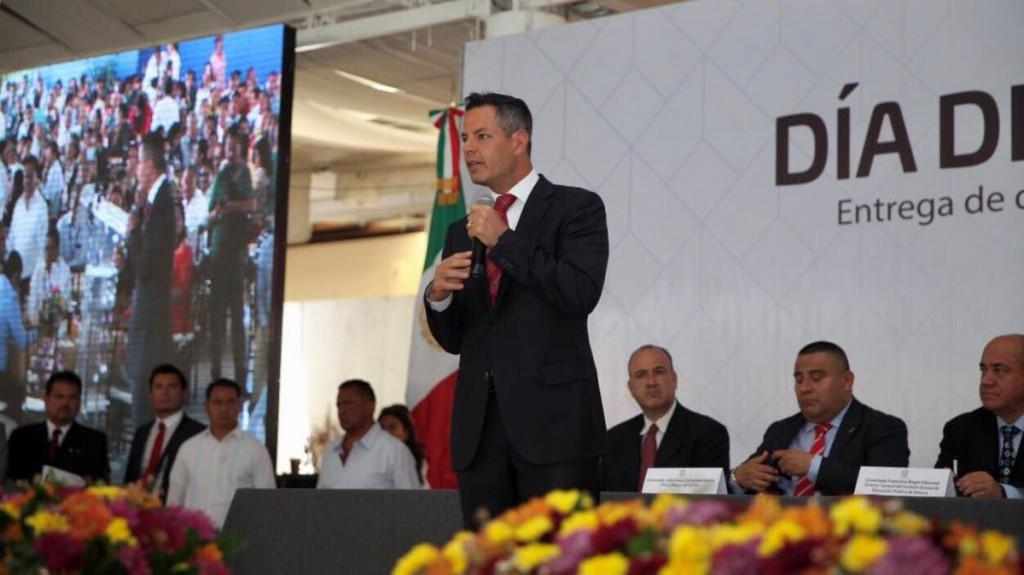 Alejandro Murat asegura que su relación con Andrés Manuel será buena de ganar la elección