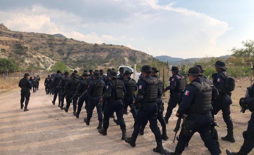 Sócrates A. Campos Lemus: Crisis en la seguridad