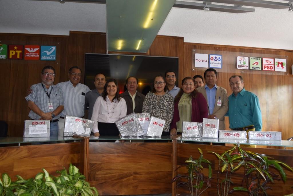 INE Oaxaca pone a disposición de la ciudadanía 6 mil 503 credenciales de elector