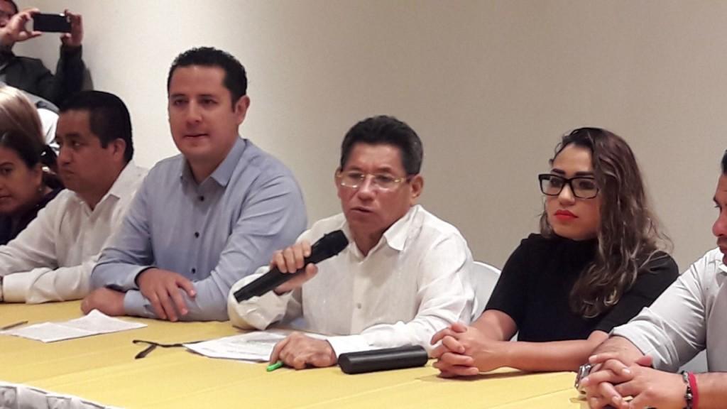 Tras perder la elección, Raymundo Carmona regresa a ls dirigencia del PRD