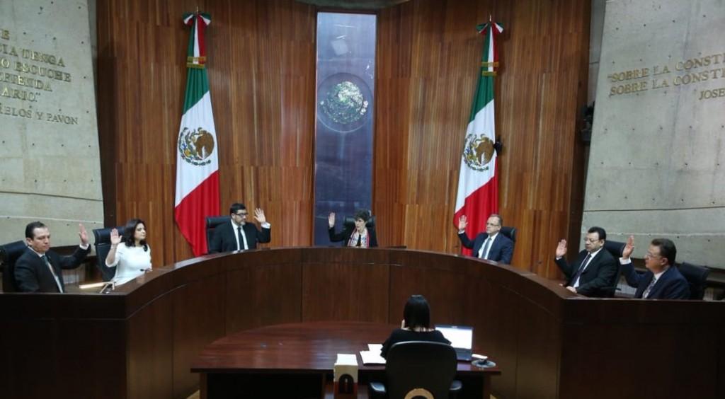TEPJF declara a AMLO Presidente Electo de los Estados Unidos Mexicanos
