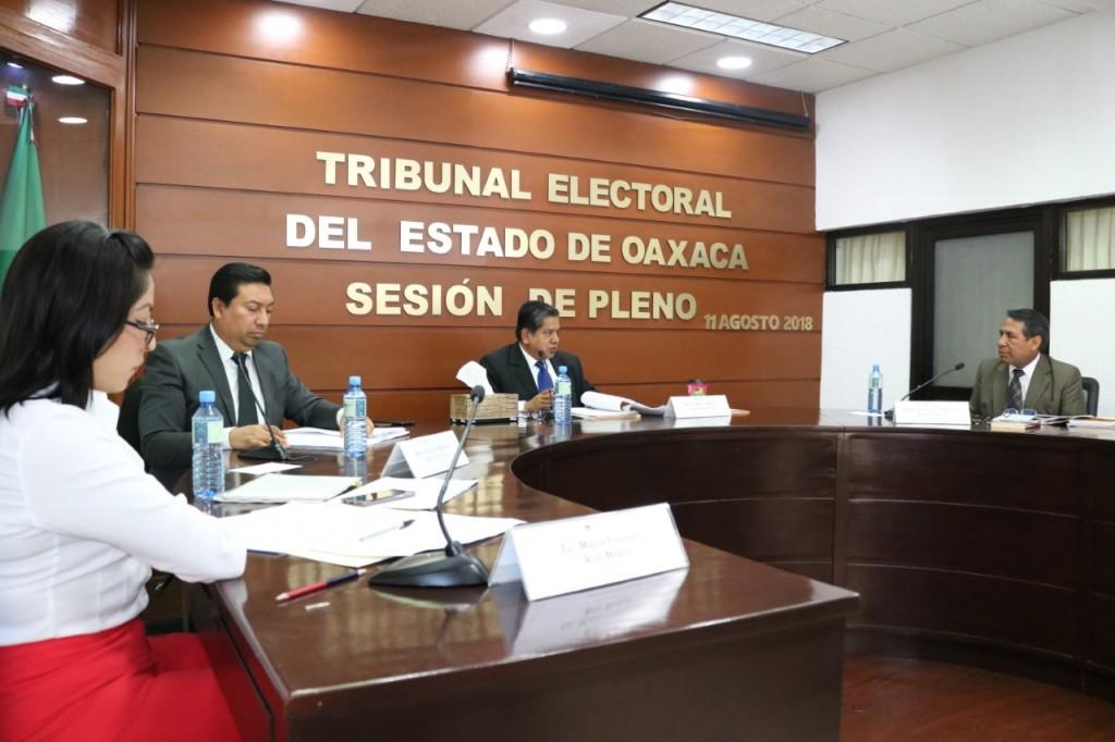 CRÓNICA POLÍTICA: El lunes, la definición de los magistrados electorales